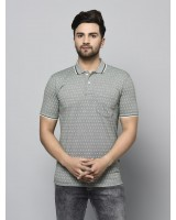 JACQUARD REGULAR FIT P