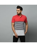 REGULAR FIT POLO T-SHI